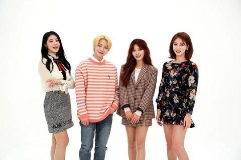 AOA澯美、Bigflo宜縝主持美妝節目《在shop見》