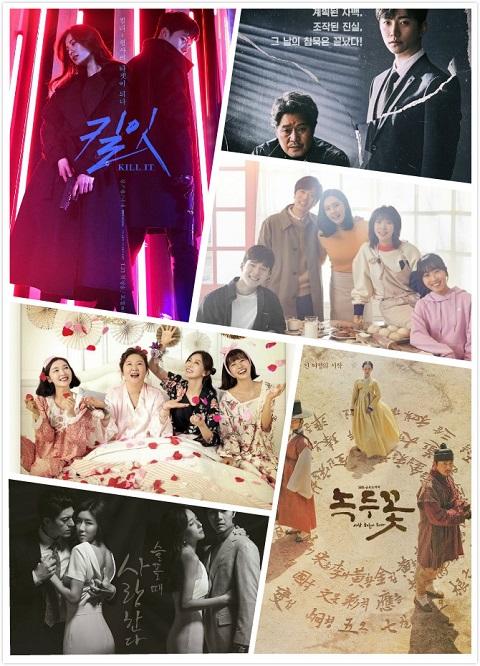 2019年4月27日韩剧收视率