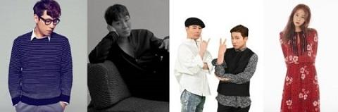 尹钟信、尹敏洙、UV、昭宥出演《The Call 2》