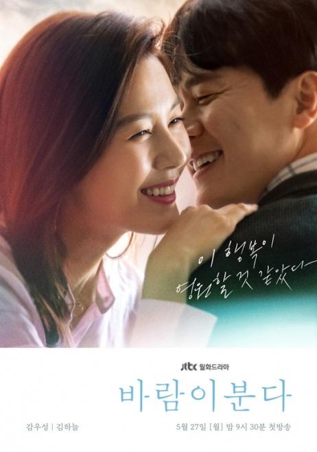 JTBC月火劇《風在吹》