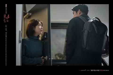 韩剧《春夜》海报