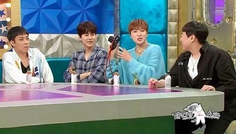 《Radio Star》姜昇潤坦言迎來人生低谷