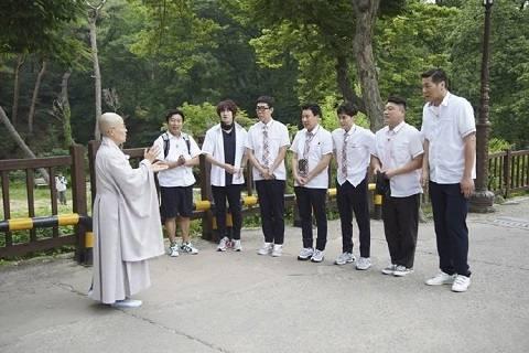 JTBC综艺节目《认识的哥哥》