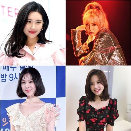 宣美&Sunny&金艺媛&张艺媛