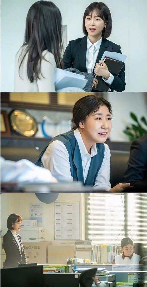 tvN新月火剧《Black Dog》
