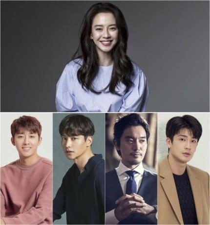 JTBC新剧《我们,爱过吗》