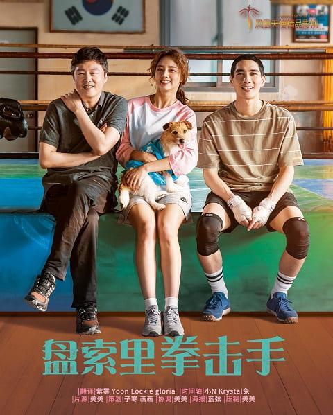 韓國電影《盤索裡拳擊手》1080P中字下載