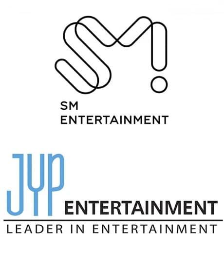 SM与JYP