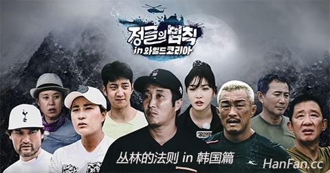 丛林的法则 in 韩国篇