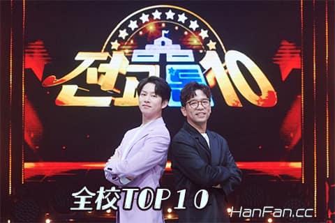 全校Top10