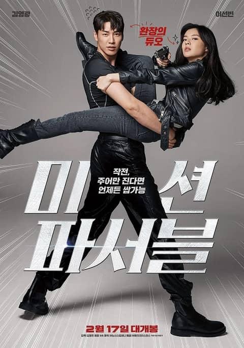 韩国电影《可能的任务》