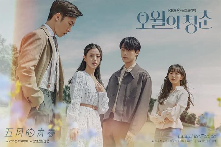 韩剧五月的青春的海报